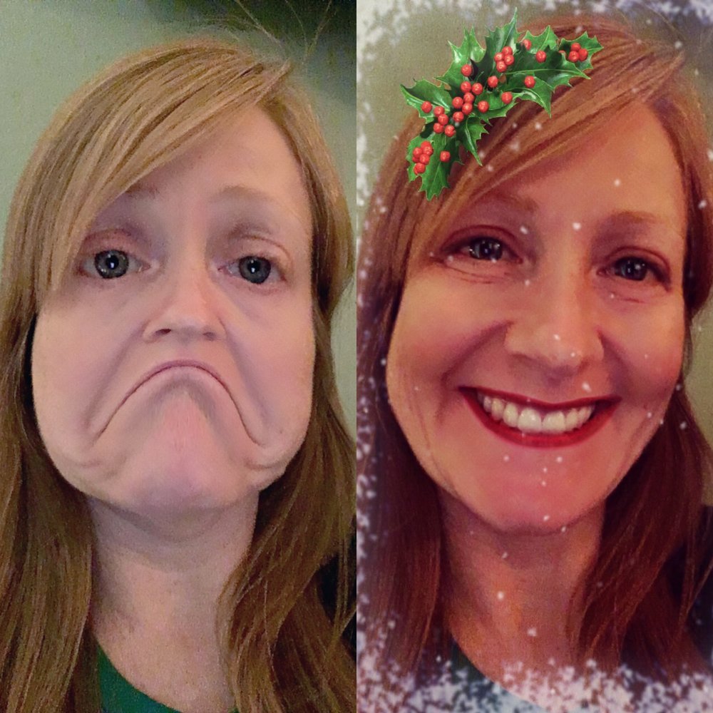 Mixed moods at Christmas