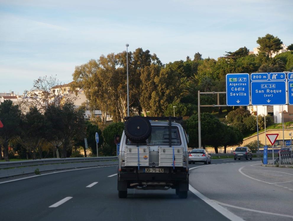 Trusty van