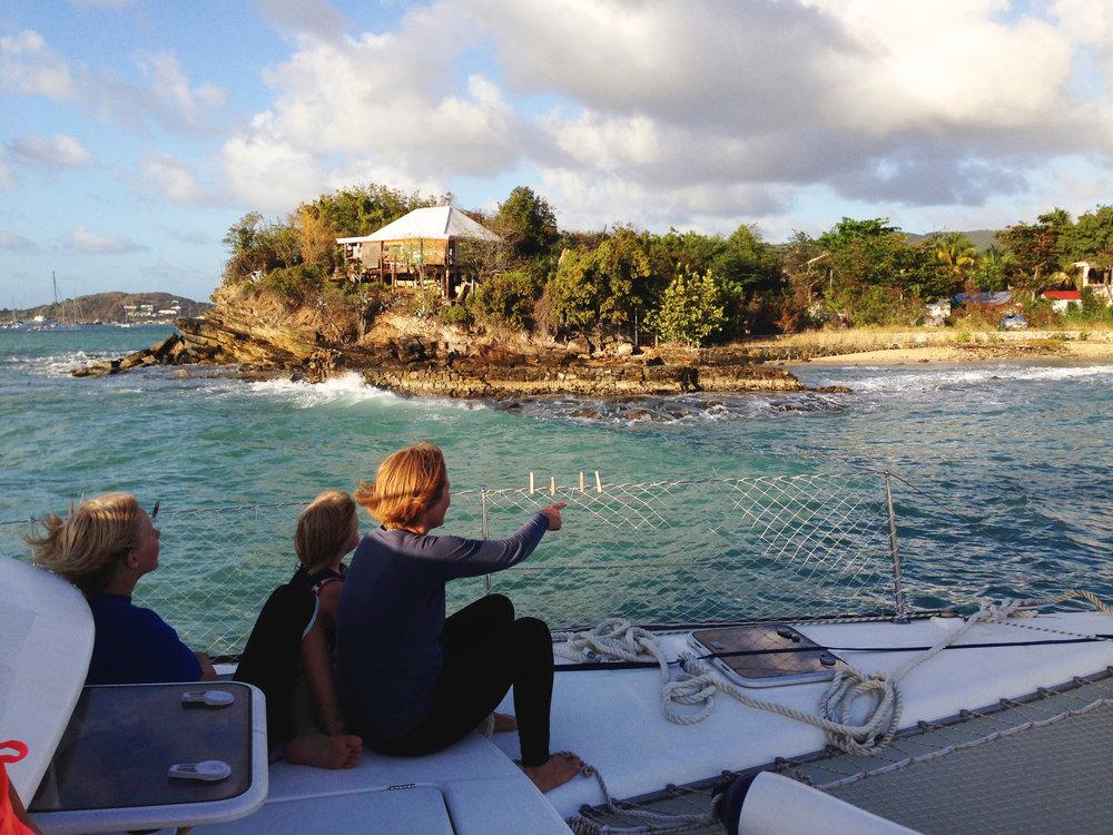 Marigot Bay, St. Martin. Photo: Ty LaMont Mecham