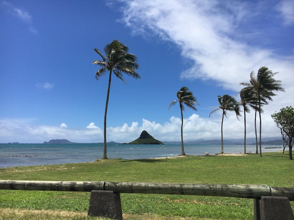 Chinaman's Hat Oahu, Hawaii 2018