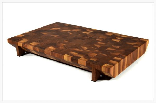 Planches d couper for Planche en bois noir