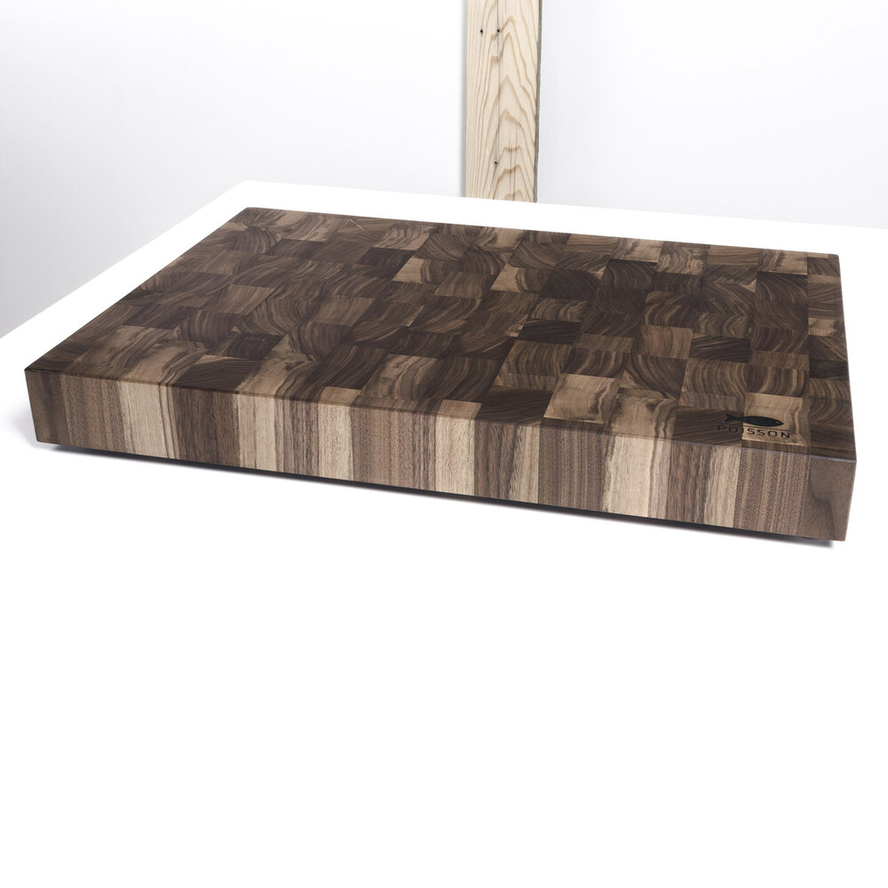 Large butcher block