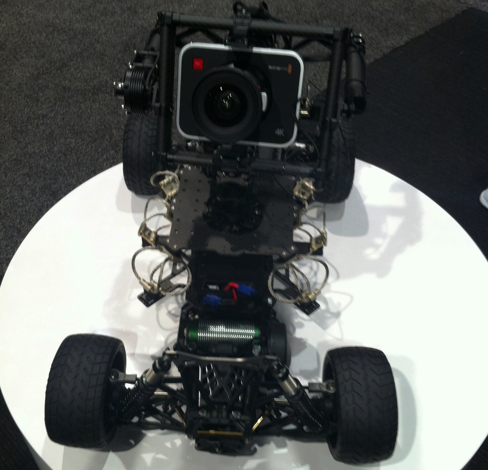 Movi RC Car