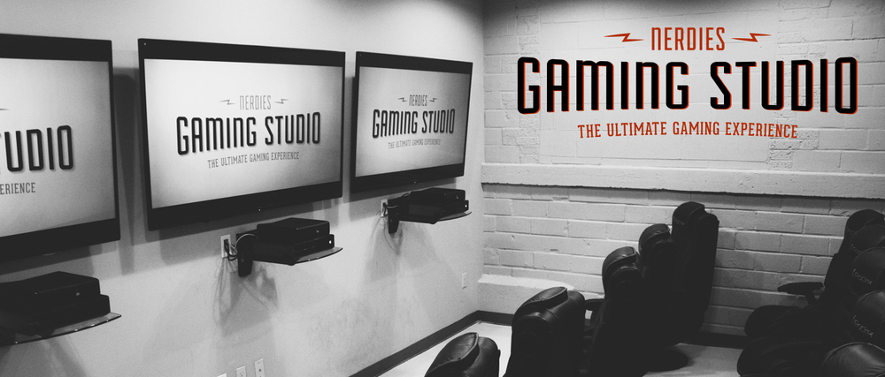 Rendering of the Nerdies Gaming Studio Coming to Northwest Arkansas Soon.