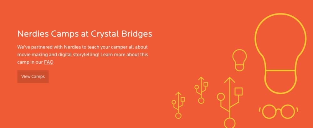 NERDIES Crystal Bridges