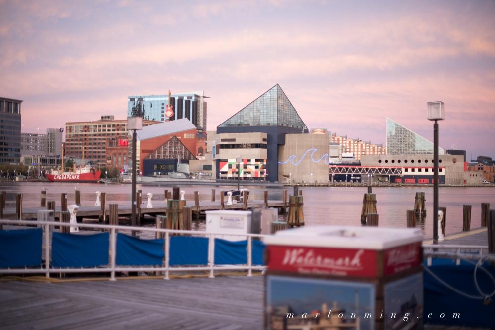 Baltimore Inner Habor
