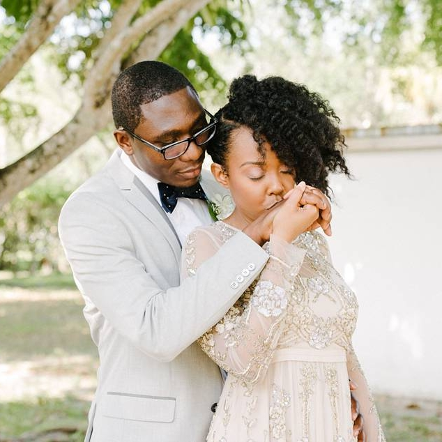 WEDDING - Therefore shall a man leave his father and his mother, and shall cleave unto his wife: and they shall be one flesh. - Genesis 2:24