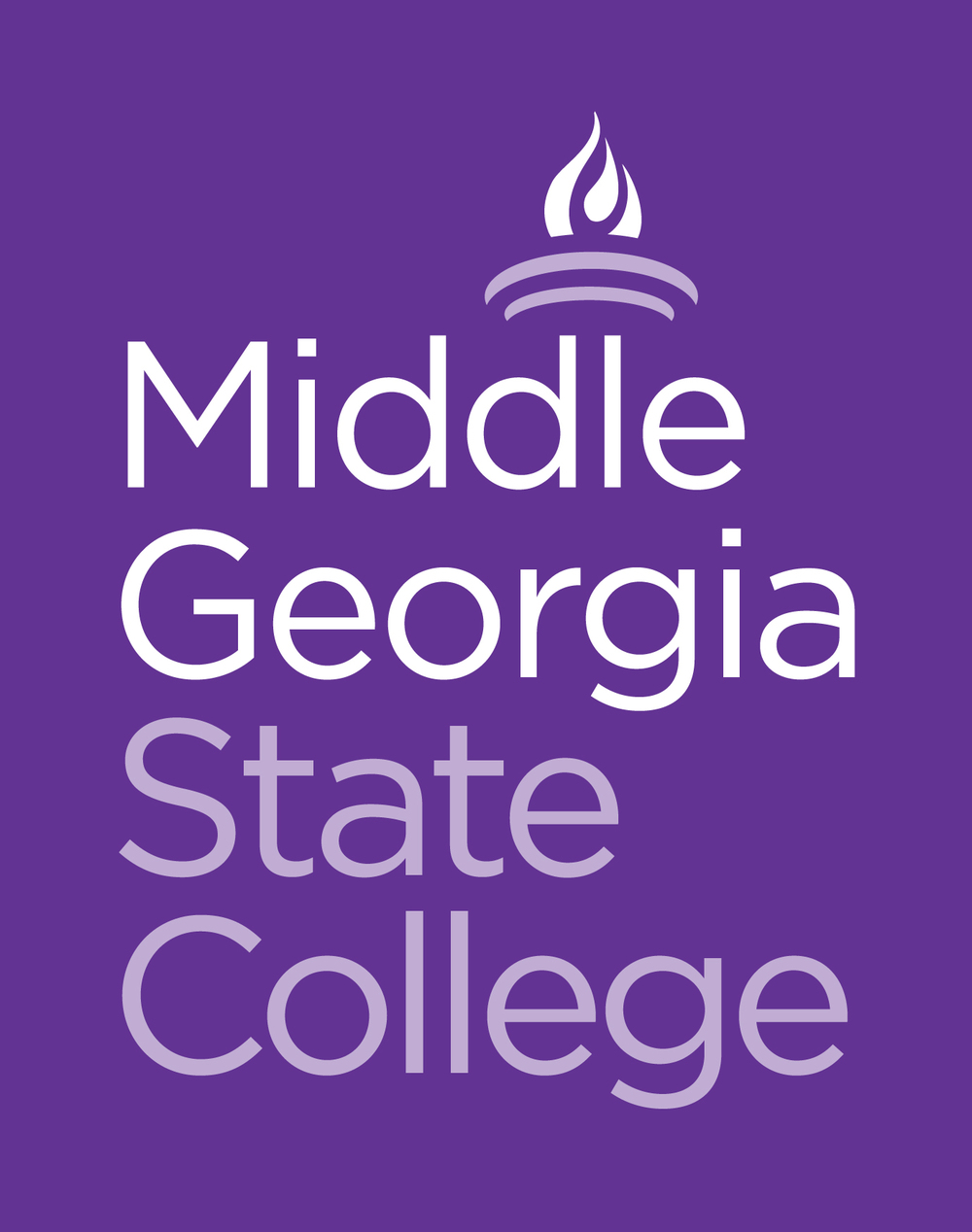 Middle Georgia State College - Screen Sponsor