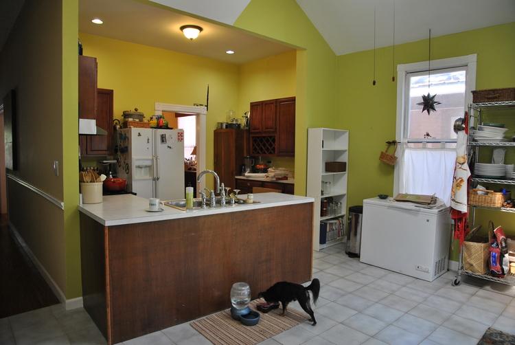 Grant Park Kitchen Renovation — 360 Construction