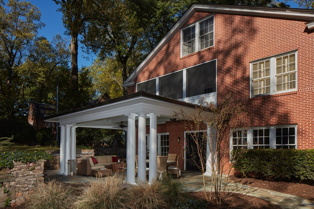 Historic Druid Hills Porch