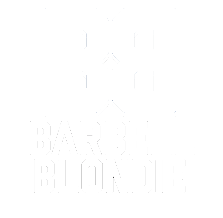 Barbell Blondie