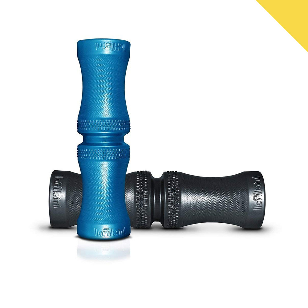IntelliRoll Textured High Density Foam Roller -