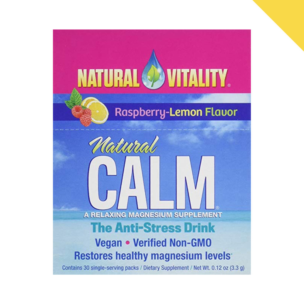 Natural Vitality Natural Calm Anti Stress Drink -