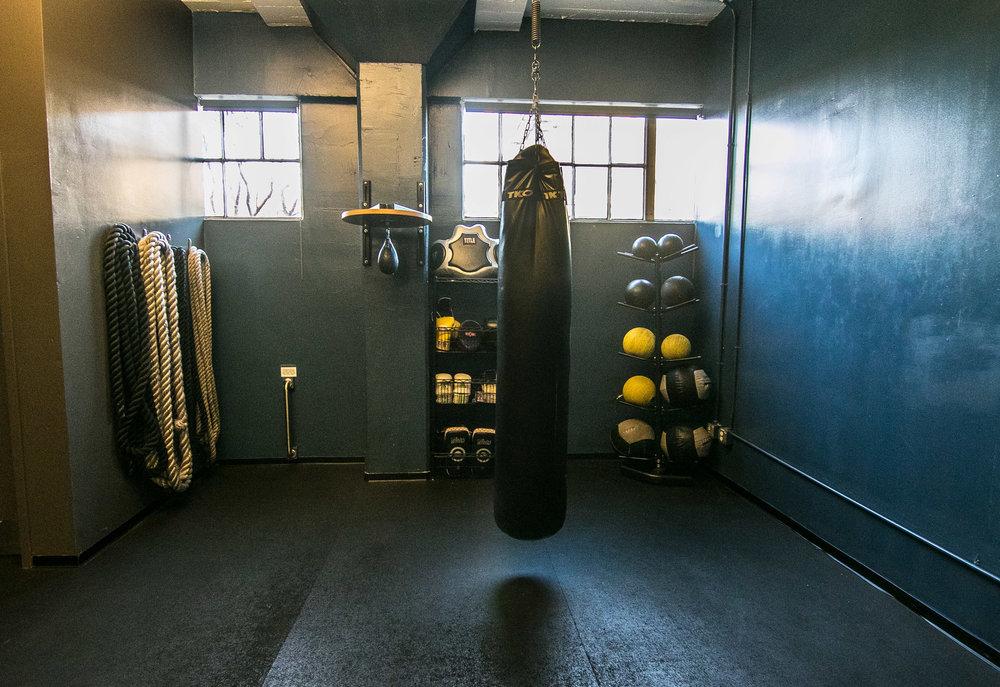 Boxing San Francisco