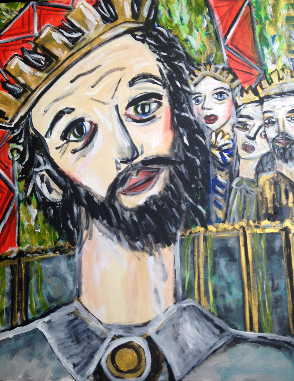 The Forgotten King, 2014