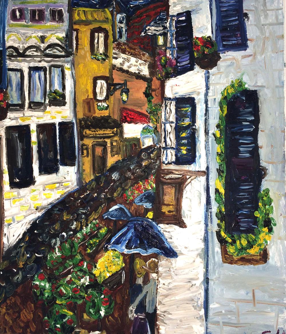 Nimes Street, 1994