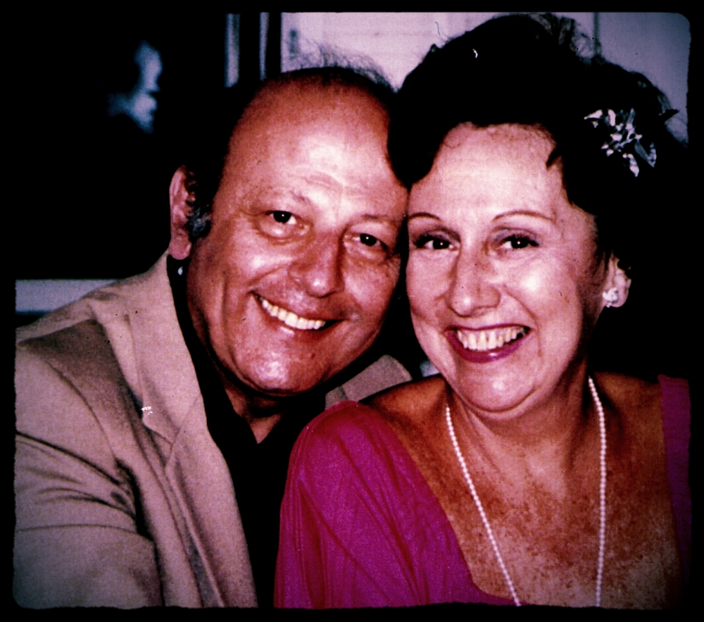 With husband William H. Putch who passed away in 1983