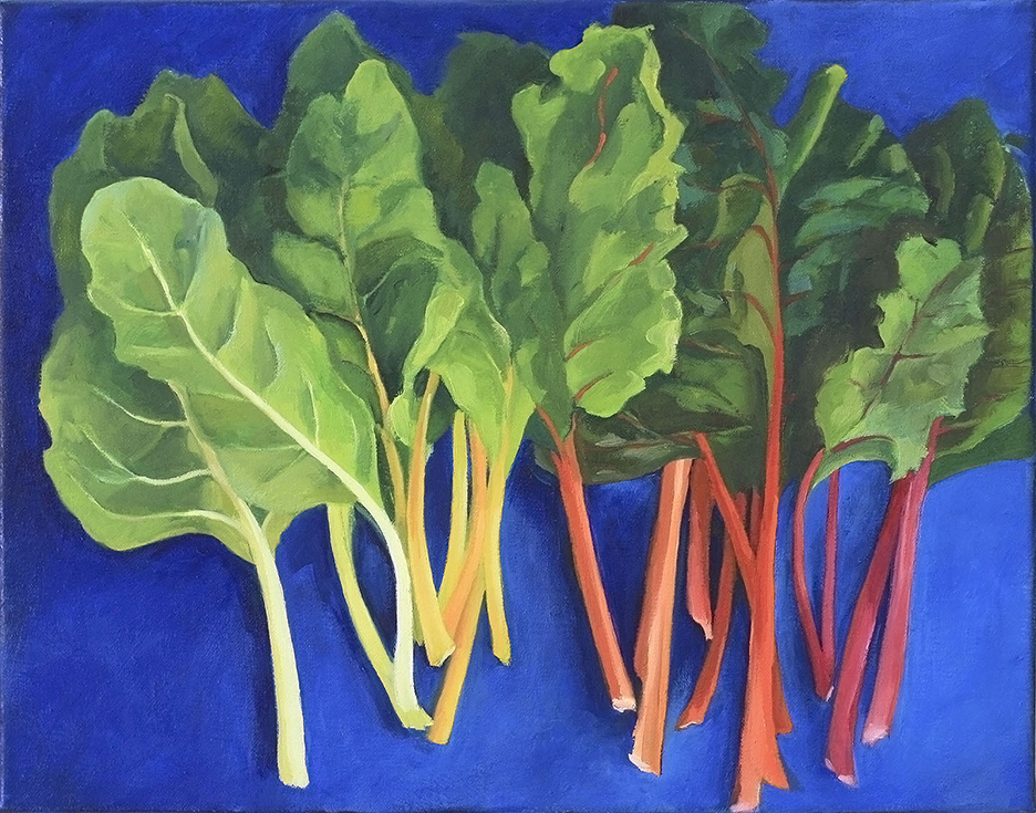 Shore-Rainbow chard on blue.jpg