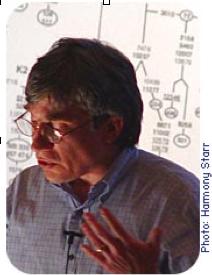 TELOMERES  --Dr. Richard Cawthon