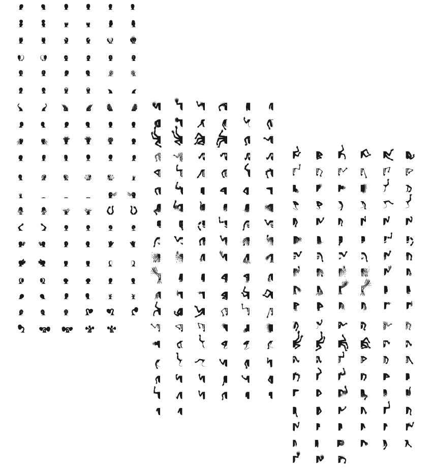 Ruben Chumillas Guilty Hand - via TypographHer.com