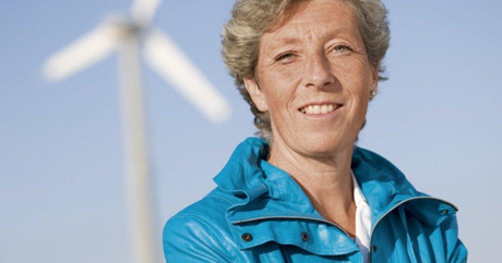 Barbara Schwickert - Gemeinderätin Biel