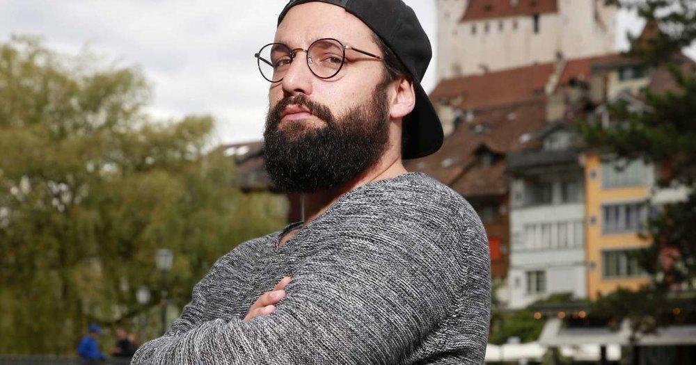 Reto Friedli - Handballspieler Wacker Thun Student
