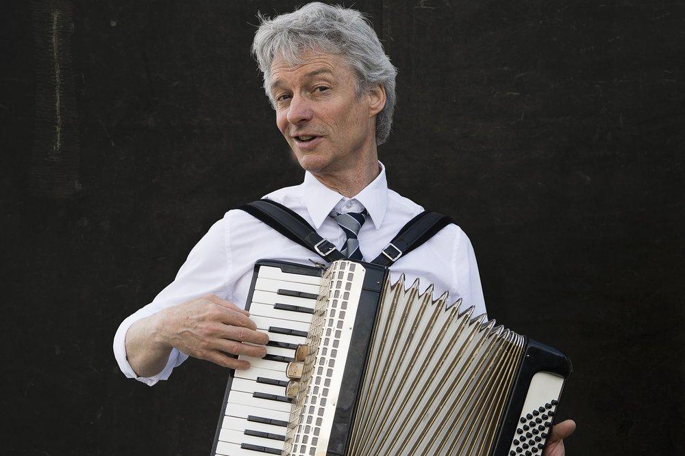 Gerhard Tschan - Komiker