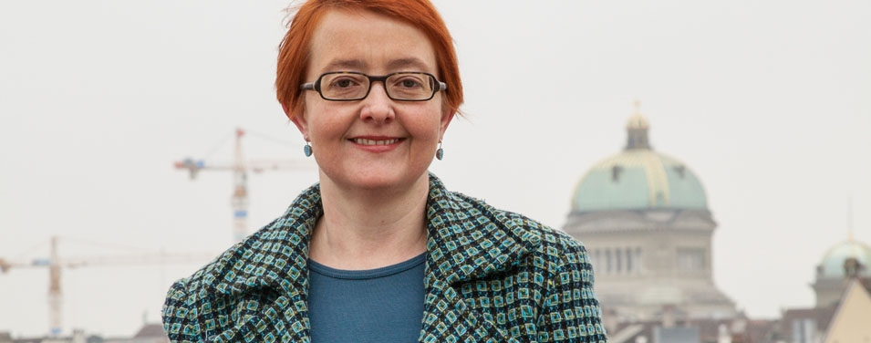 Natalie Imboden - Grossrätin, Co-Präsidentin Grüne Kt. Bern