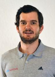 Jonas Dähler - Handballspieler Wacker