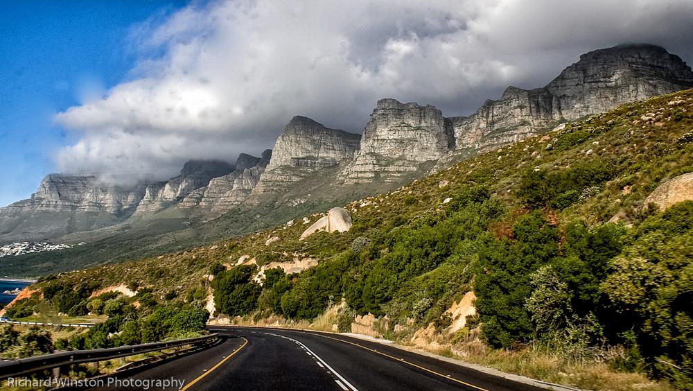 The Twelve Apostles - Cape Town