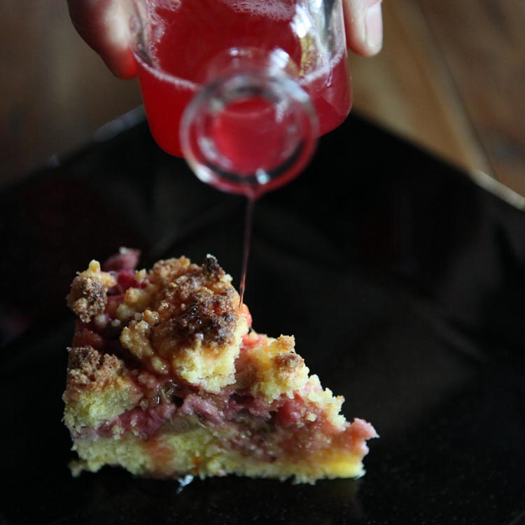 a-new-pastoral-rhubarb-polenta-cake