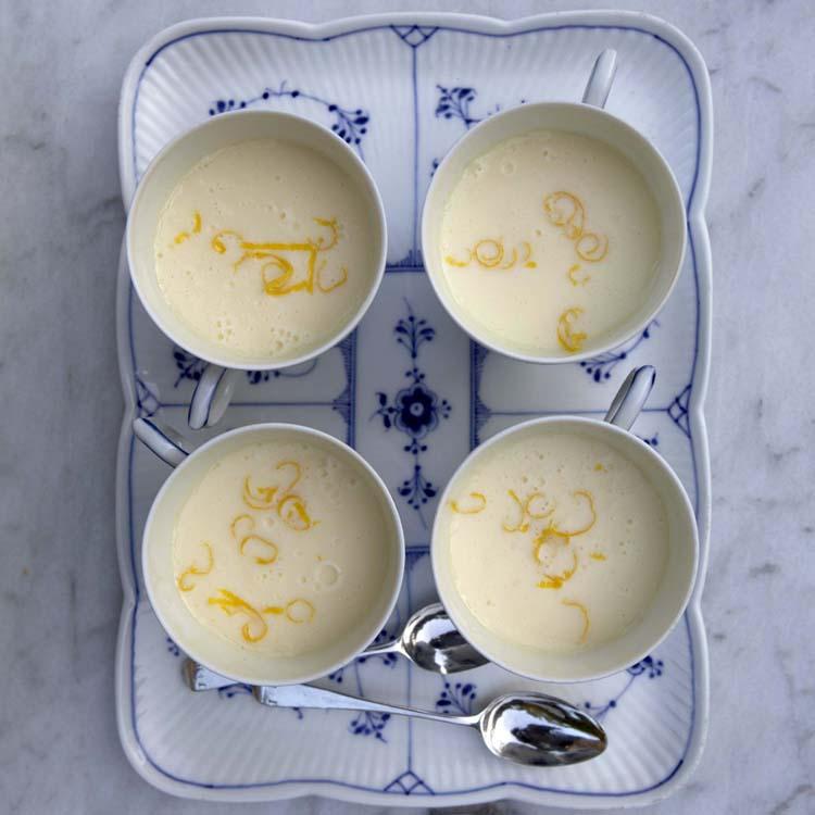 Lemon Possett