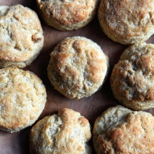 Cream of Tartar Biscuits