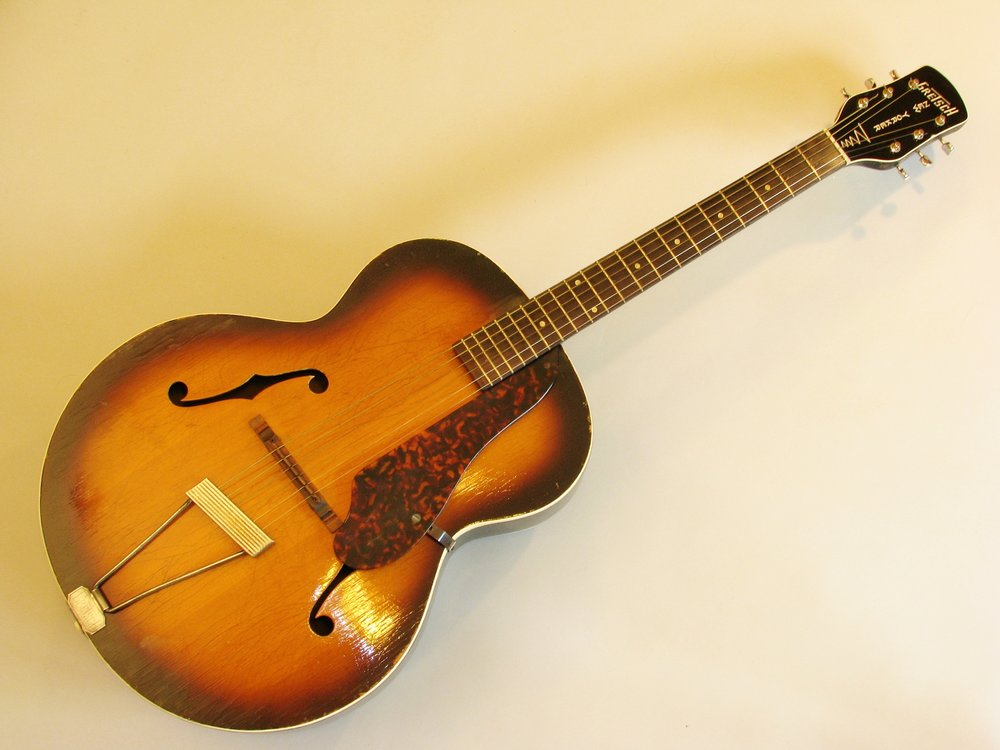A Collectible Gretsch saved from the Grave