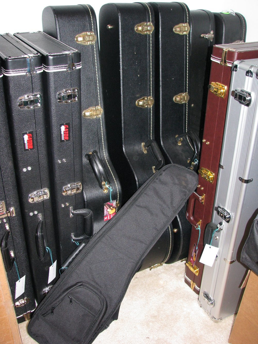 No Guitar Goes Unprotected!