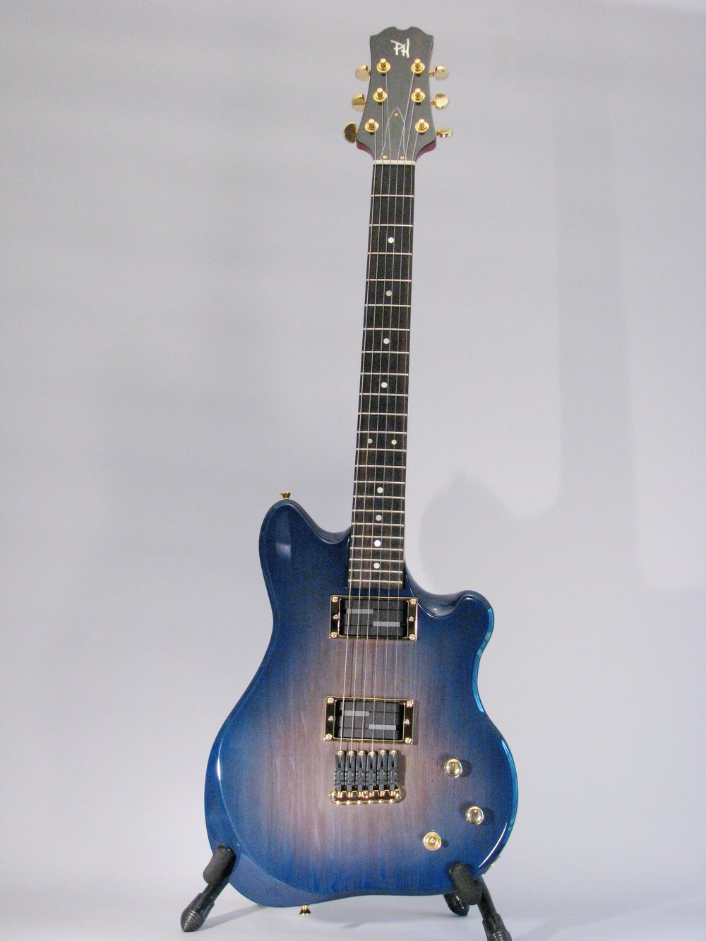 Tom's Blue