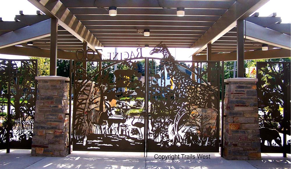 Racine Zoo-Racine, Wisconsin