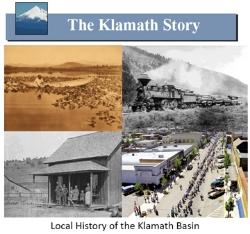 Klamath Story logo