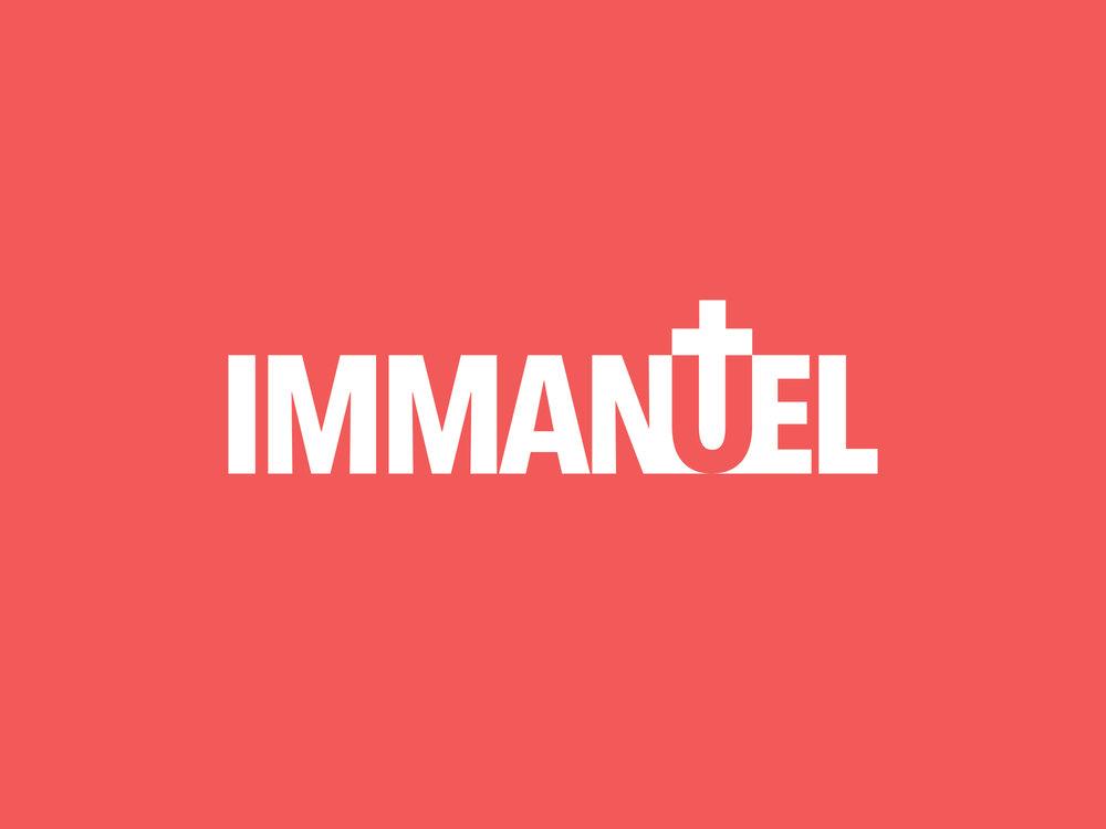 Immanuel Church Branding