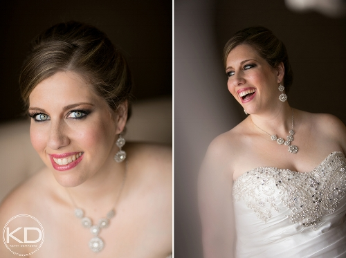 Gorgeous Lindsey, glowing before her wedding.