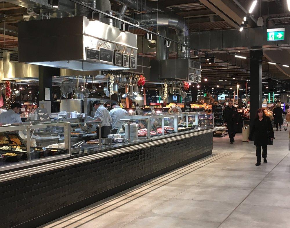 Kobe-Rind-Theke an Sylter Austernbar