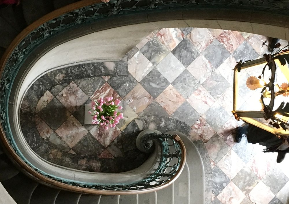Im Schloss Benrath