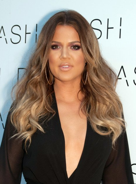 Ombr luxe hair house love khloe always sporting a nicely blended ombr look oh so flawlessly urmus Gallery