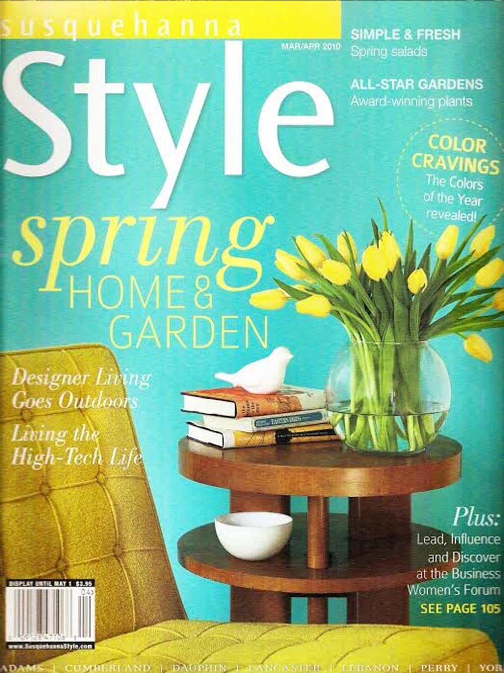 Style Magazine - Spring