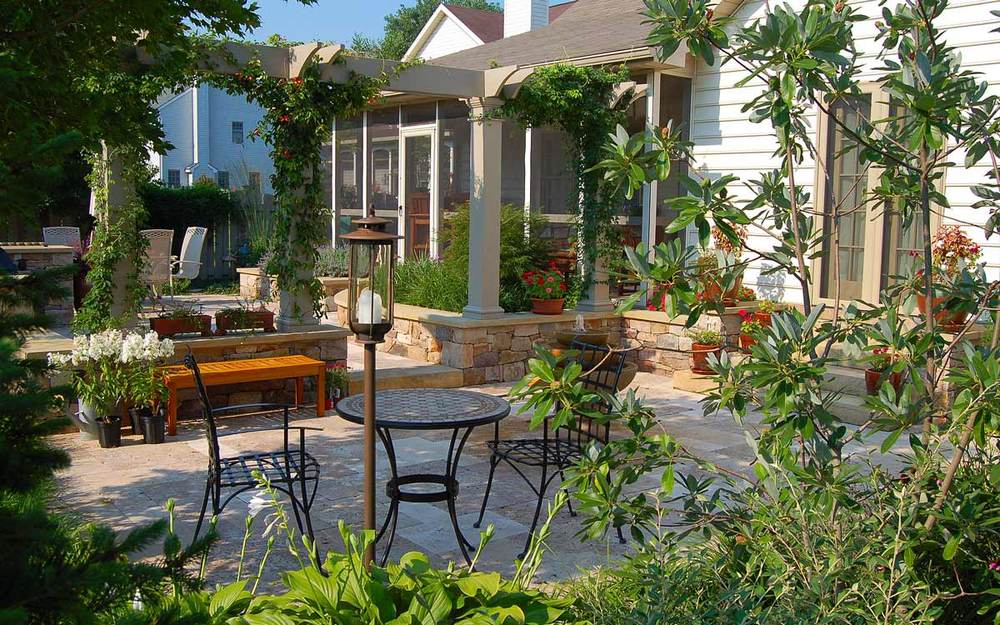 Outdoor living in Landisville, Pa