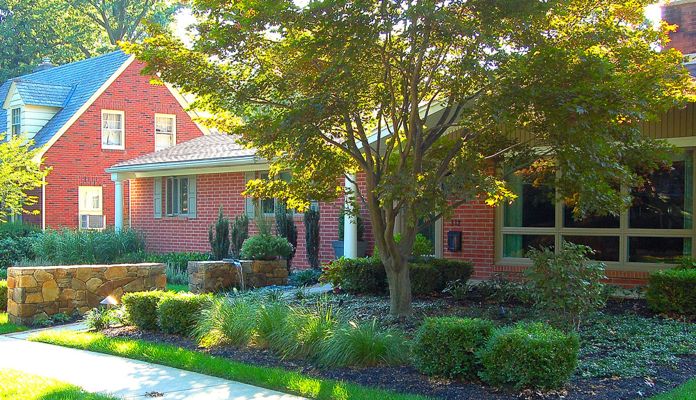 Garden design and landscaping in Hershey, PA