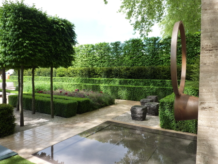 Laurent - Perrier Garden 2