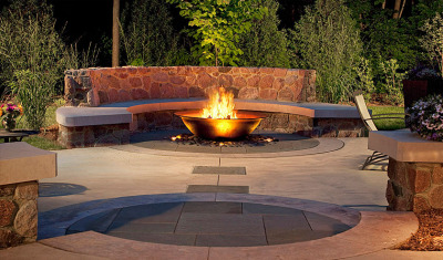 Beautiful Firepit