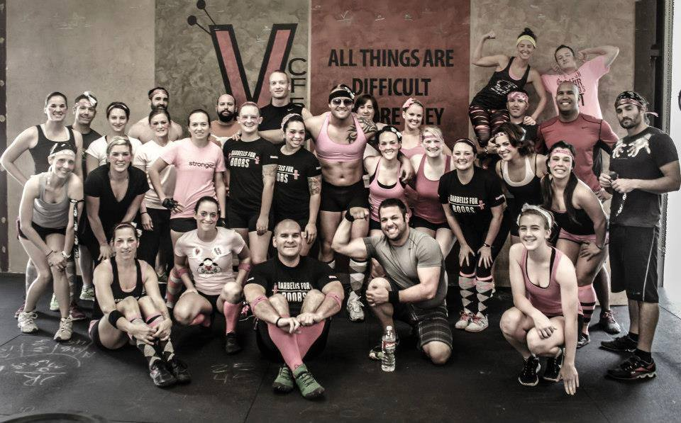 North Austin CrossFit by 183 and Mc Neil