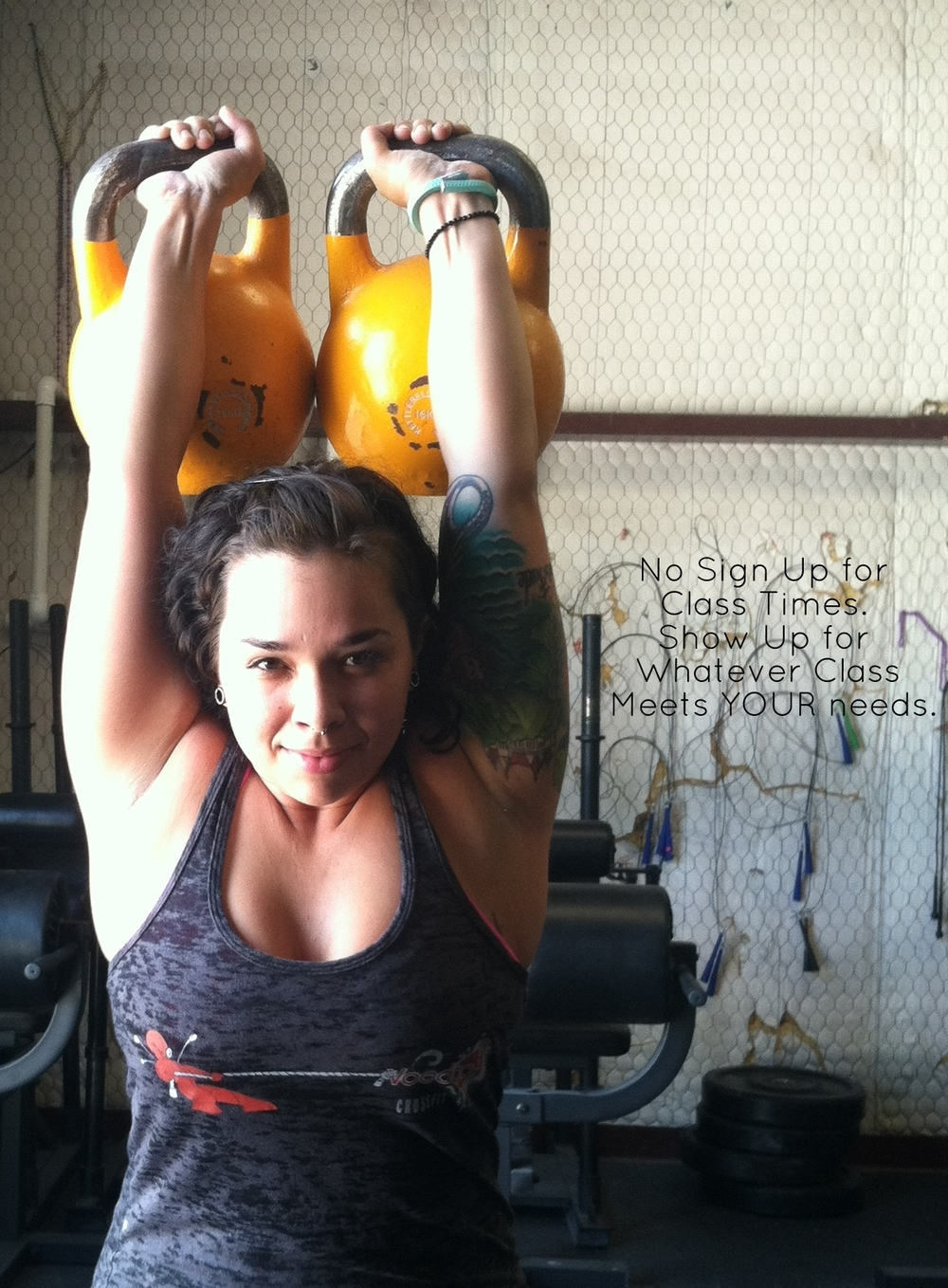 Becca Flores at North Austin's hottest fitness  spot
